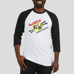 Road Kill Cafe Baseball Jersey