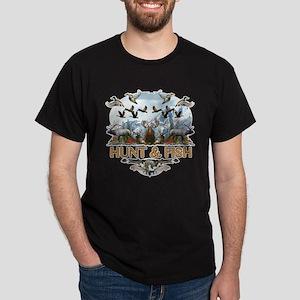 Hunt and fish Dark T-Shirt