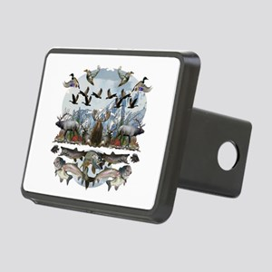 Life outside Rectangular Hitch Cover