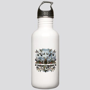 Life outside Stainless Water Bottle 1.0L
