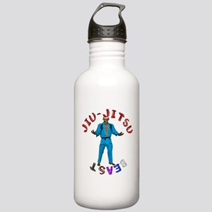 WOLF (CIRCLE) Sports Water Bottle