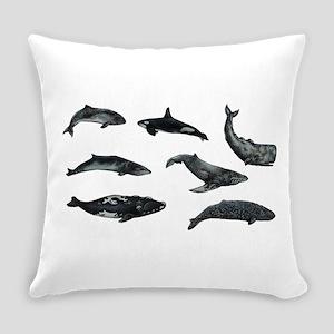 OCEANS Everyday Pillow