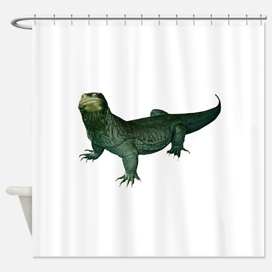 ATTENTION Shower Curtain