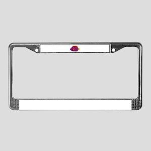 REEF License Plate Frame