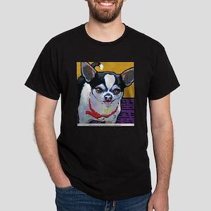 Black & White Chihuahua T-Shirt