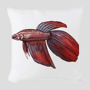 BOLD Woven Throw Pillow