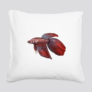BOLD Square Canvas Pillow