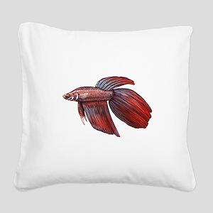BOLD Square Canvas Pillow