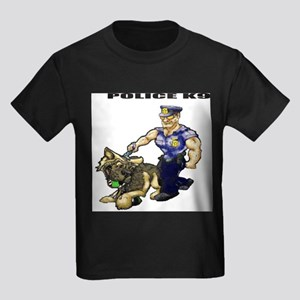 Police K9 Unit Kids T-Shirt
