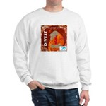 Divest from weapons dealers Sweatshirt