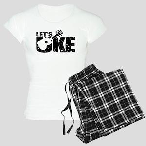 Let's Uke Pajamas