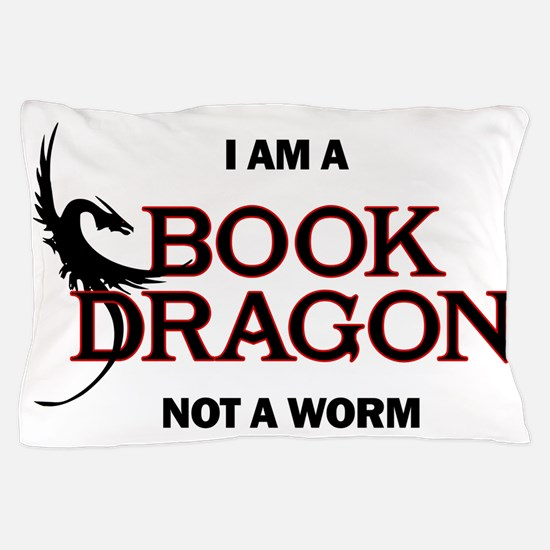 Cute Book Pillow Case