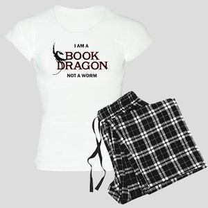 I am a Book Dragon Pajamas