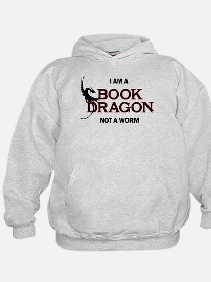 I am a Book Dragon Sweatshirt