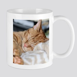 Purrfectly sleeping Mugs