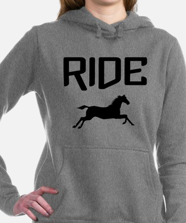 Ride...Horse Sweatshirt
