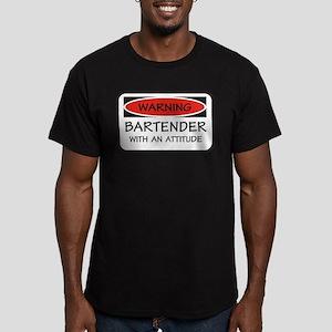Attitude Bartender T-Shirt