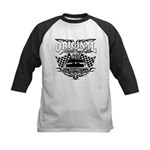 Classic Car Tribal Flags Baseball Jersey