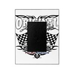 Classic Car Tribal Flags Picture Frame