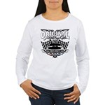 Classic Car Tribal Flags Long Sleeve T-Shirt