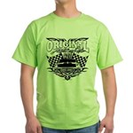 Classic Car Tribal Flags T-Shirt