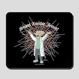 Sweet Zombie Jesus Mousepad