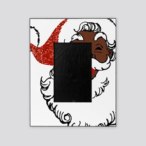 sequin African santa claus Picture Frame