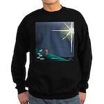 Christmas Star Mural Sweatshirt (dark)