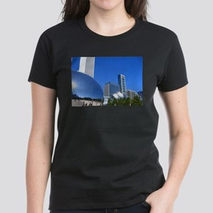 Millenium Park Women's Dark T-Shirt
