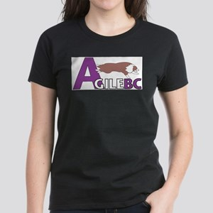 Classic AgileBC Logo Ash Grey T-Shirt