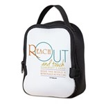 Reach Out Neoprene Lunch Bag