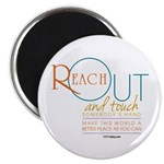 Reach Out Magnet