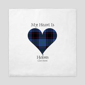 Heart-Holms.Home Queen Duvet