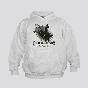 Rough and Ready Bull Riding Sweatshirt