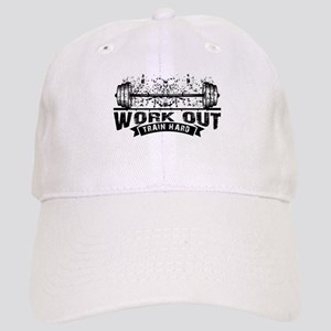 Work Out Train Hard Cap