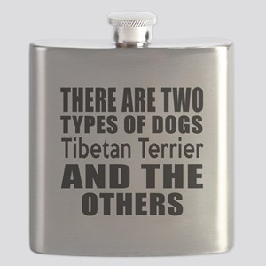 There Are Two Types Of Tibetan Terrier Dogs Flask