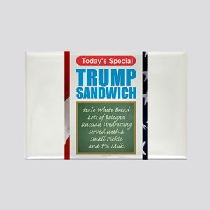 Trump Sandwich s Magnets