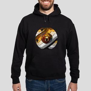 STAINED GLASS BEAR HEAR/BEAR PRIDE 2 Sweatshirt