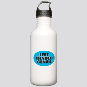 Left Handed Genius Stainless Water Bottle 1.0L
