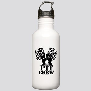 Pit Bull Pit Crew Stainless Water Bottle 1.0L