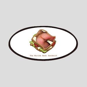 The Worlds Best Sandwich Patch