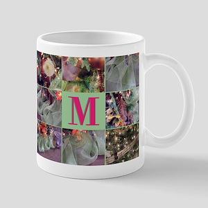 Monogram and Photo Block Mugs