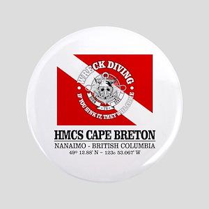 HMCS Cape Breton Button