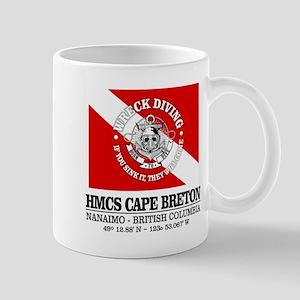 HMCS Cape Breton Mugs