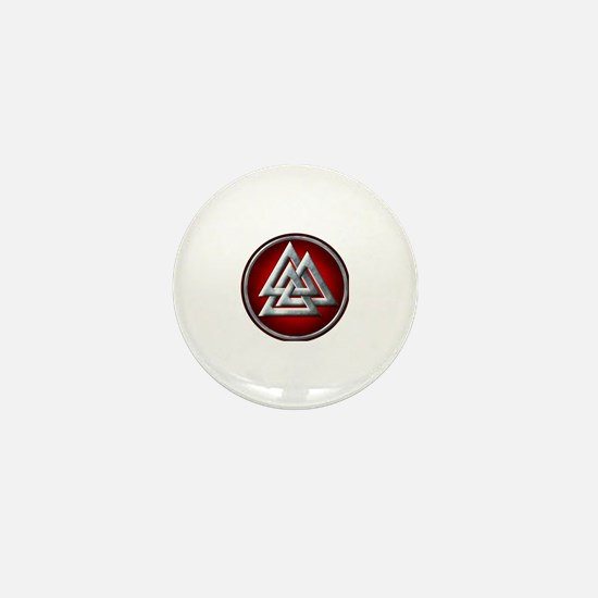 Unique Valhalla Mini Button