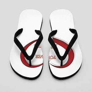 Forever Jersey Flip Flops