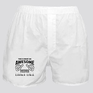 This is what an awesome Hapkido Fight Boxer Shorts