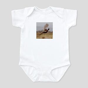 Pheasant Infant Bodysuit