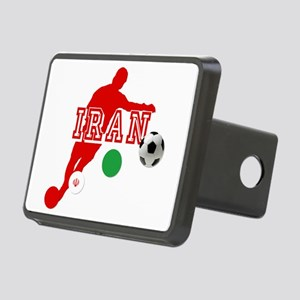Iran Football Player Hitch Cover