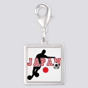 Japan Soccer Player Charms
